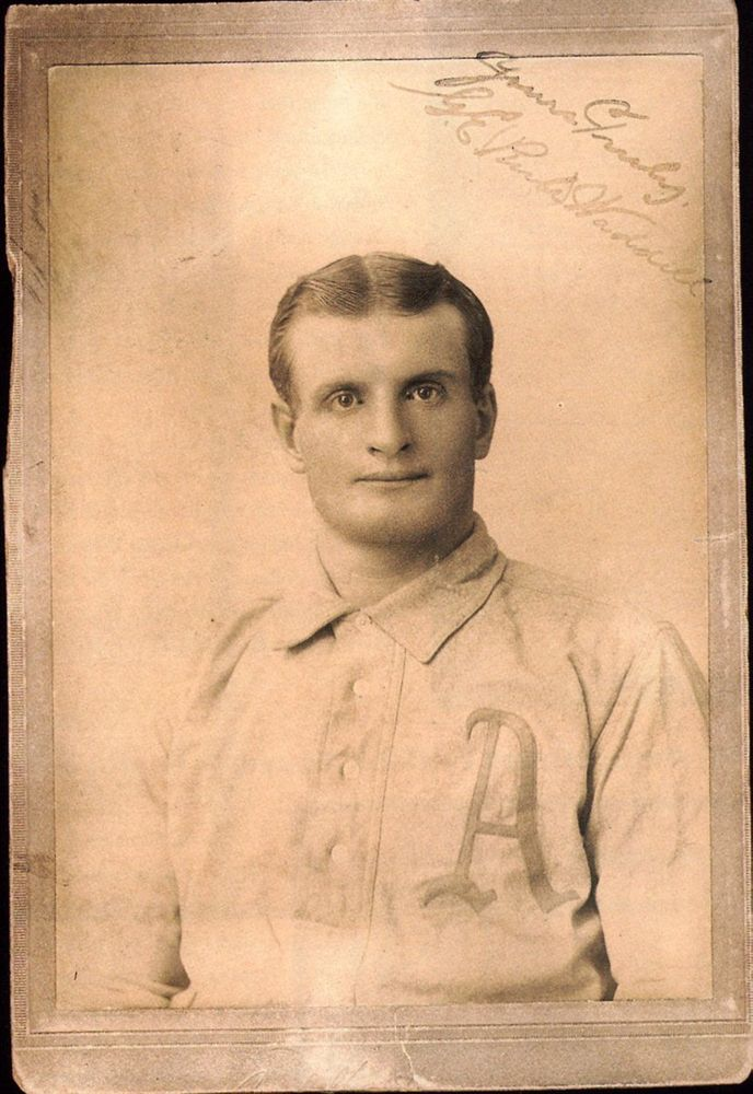 Baseball Rube Waddell Images Psa Autographfacts