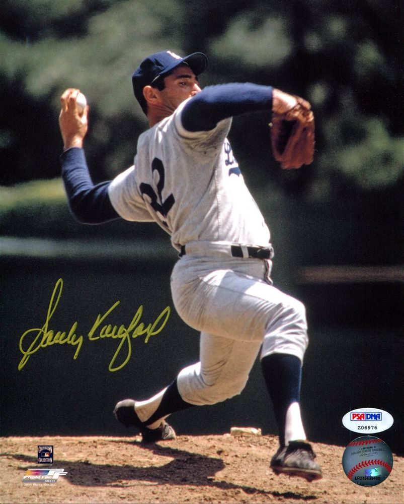 an introduction to the life of sandy koufax In sandy koufax: a lefty's legacy and a good introduction by mark harris koufax, sandy) grabowshi, john.