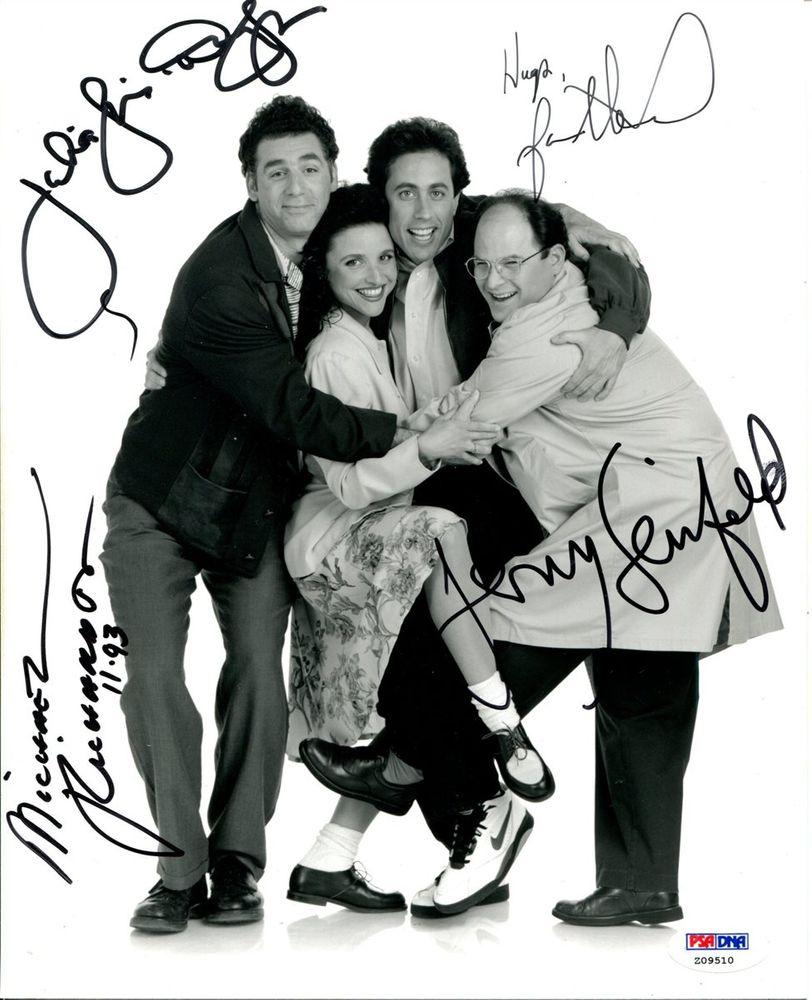 Seinfeld Psa Autographfacts
