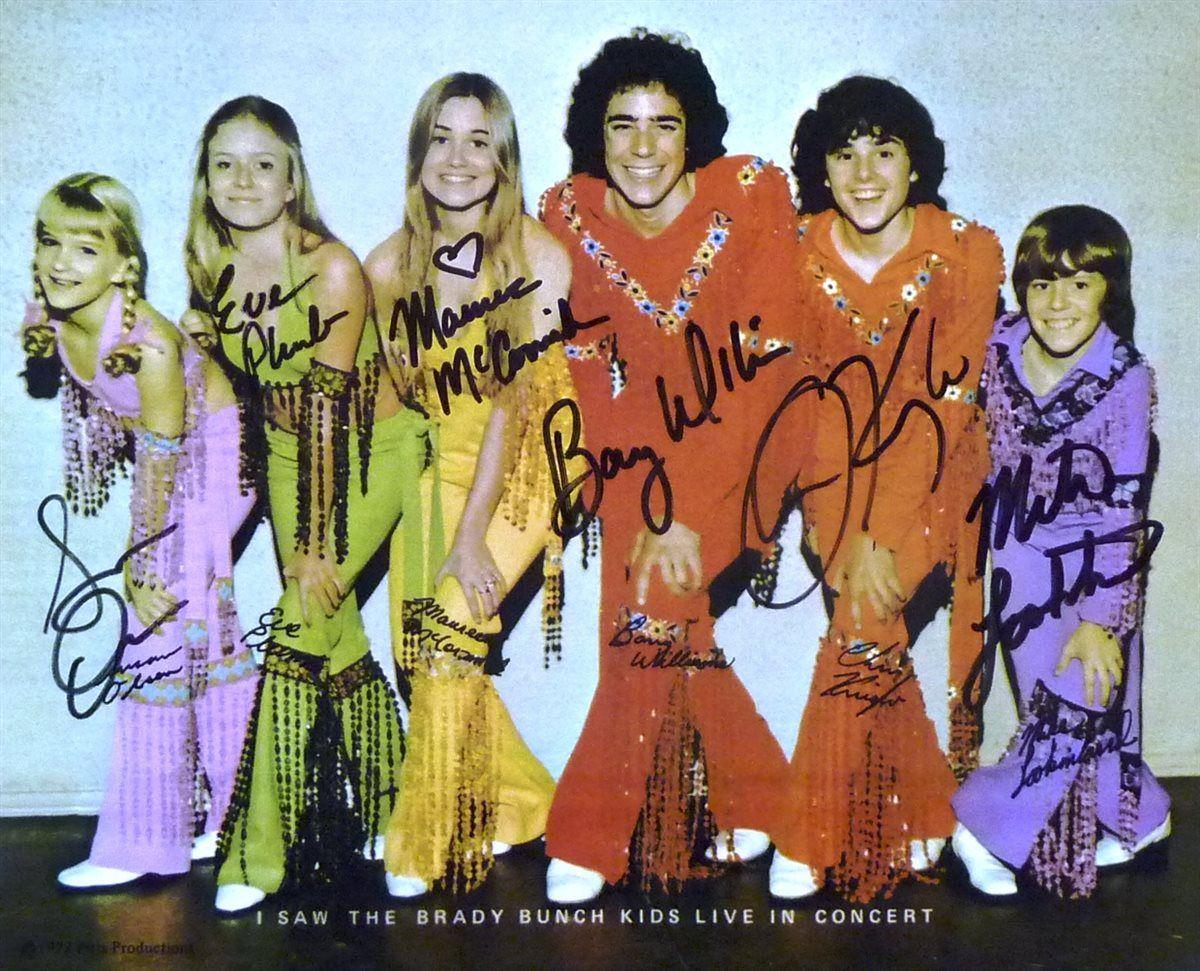 The Brady Bunch | PSA AutographFacts™