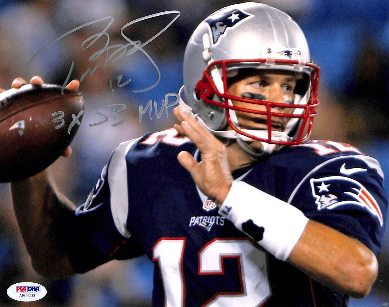 Tom Brady | PSA AutographFacts™