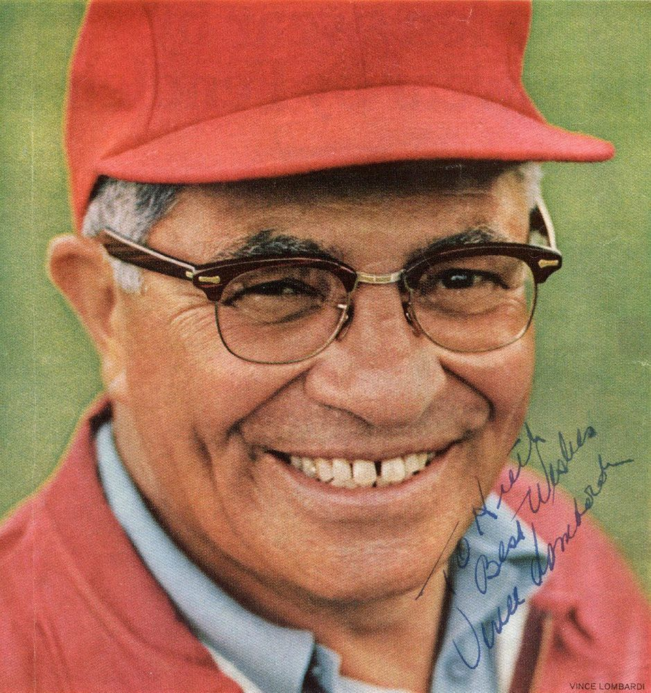 Image result for vince lombardi 1970