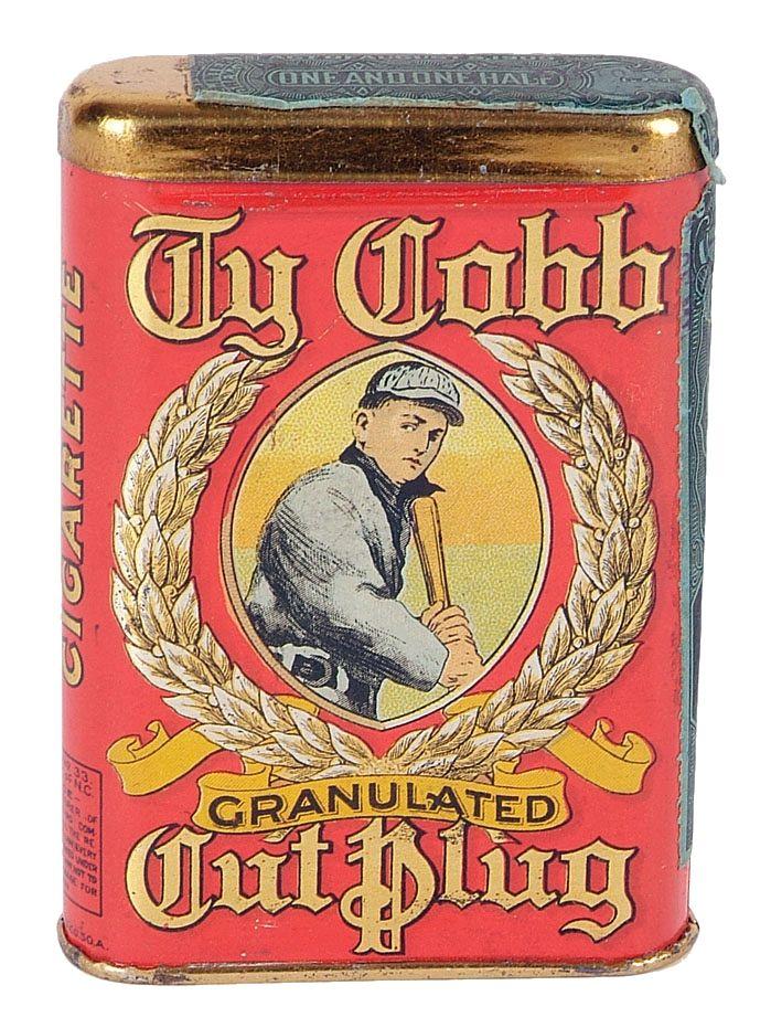 Baseball Cards 1909 1911 T206 White Border Ty Cobb Back Psa