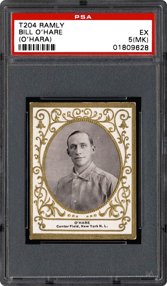 Auction Prices Realized Baseball Cards 1909 T204 Ramly Bill