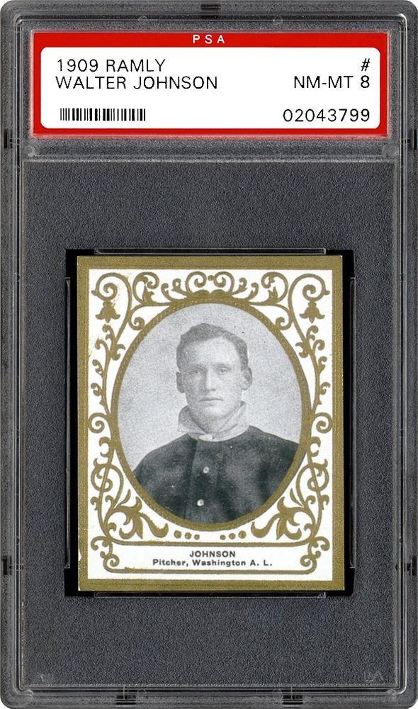 Baseball Cards - 1909 Ramly (T204) | PSA CardFacts™