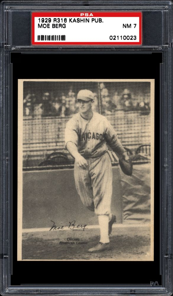 Auction Prices Realized Baseball Cards 1929 R316 Kashin Publications
