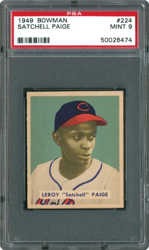 Baseball Cards 1949 Bowman Psa Cardfacts