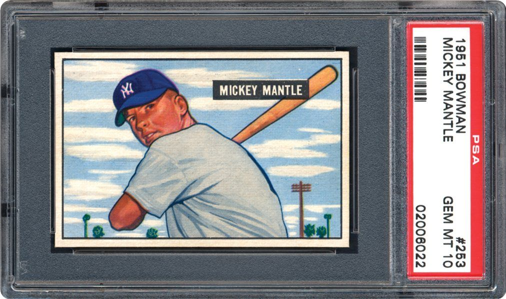 9e1453a40f6 1951 Bowman Baseball Cards - PSA SMR Price Guide