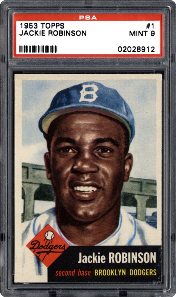 Baseball Cards 1953 Topps Psa Cardfacts
