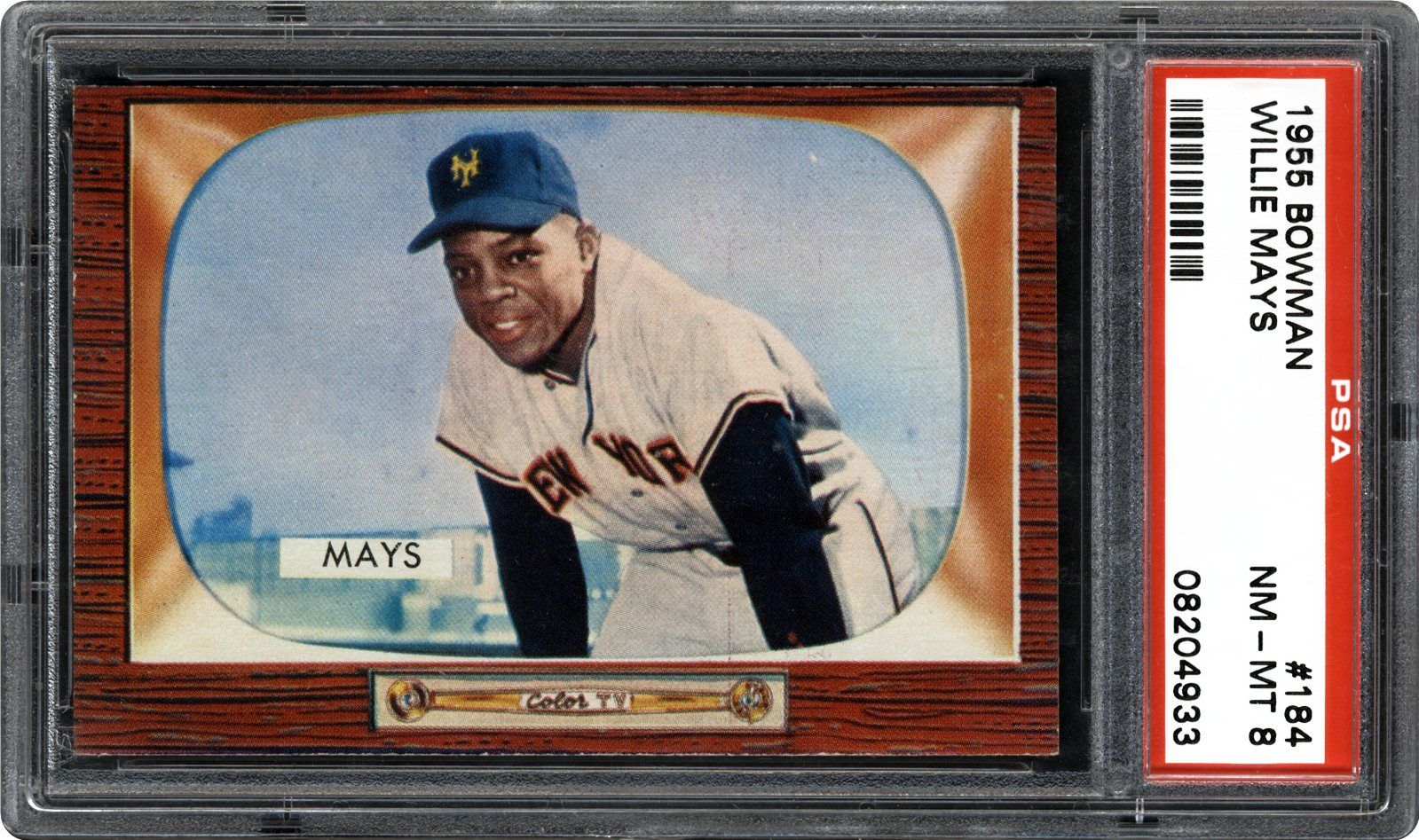 1955 Bowman Baseball Cards Psa Smr Price Guide