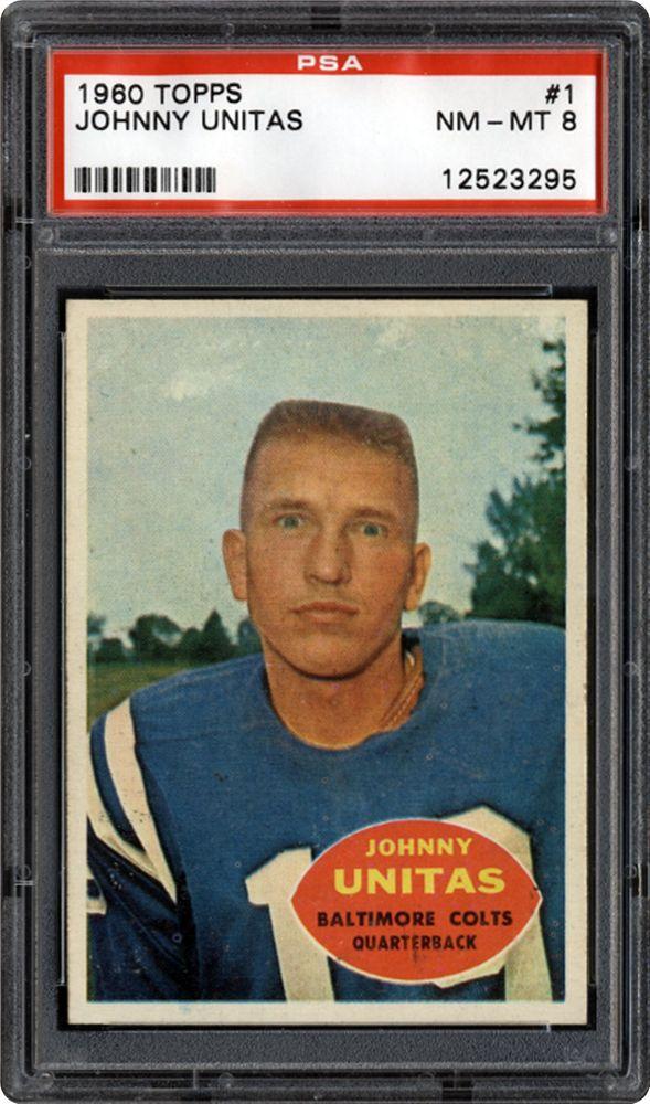 81fe2c3baf2 Football Cards - 1960 Topps