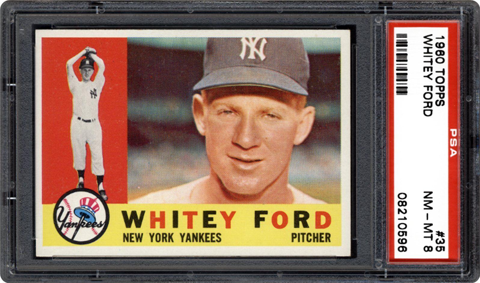 Whitey Ford  Wikipedia