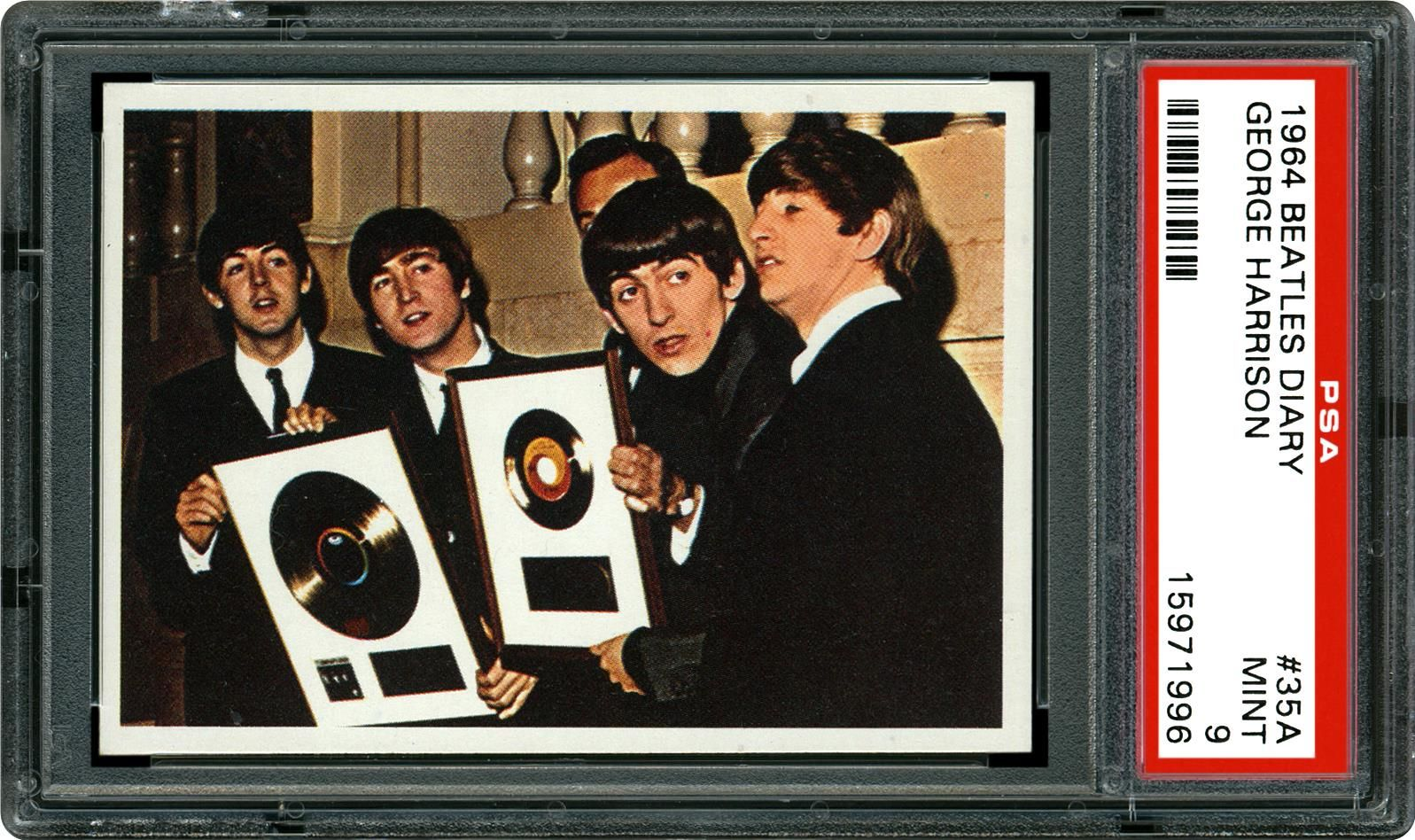 1964 Beatles Diary Non-Sports/TCG Cards - PSA SMR Price Guide
