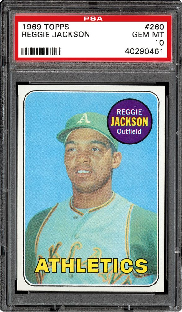 1969 Topps Baseball Cards Psa Smr Price Guide