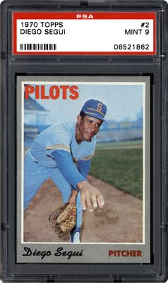 Baseball Cards 1970 Topps Images Psa Cardfacts