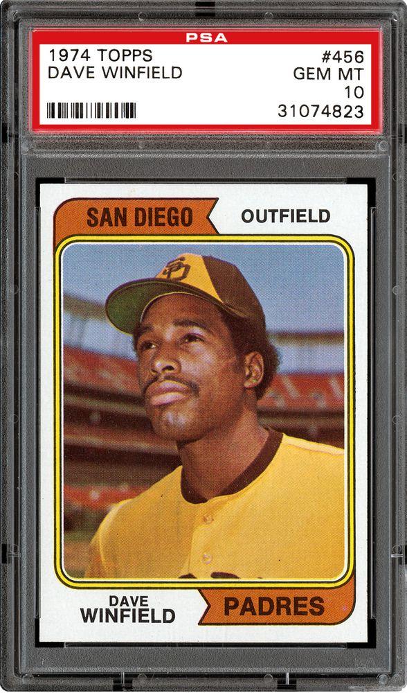 4e742067c2a 1974 Topps Baseball Cards - PSA SMR Price Guide