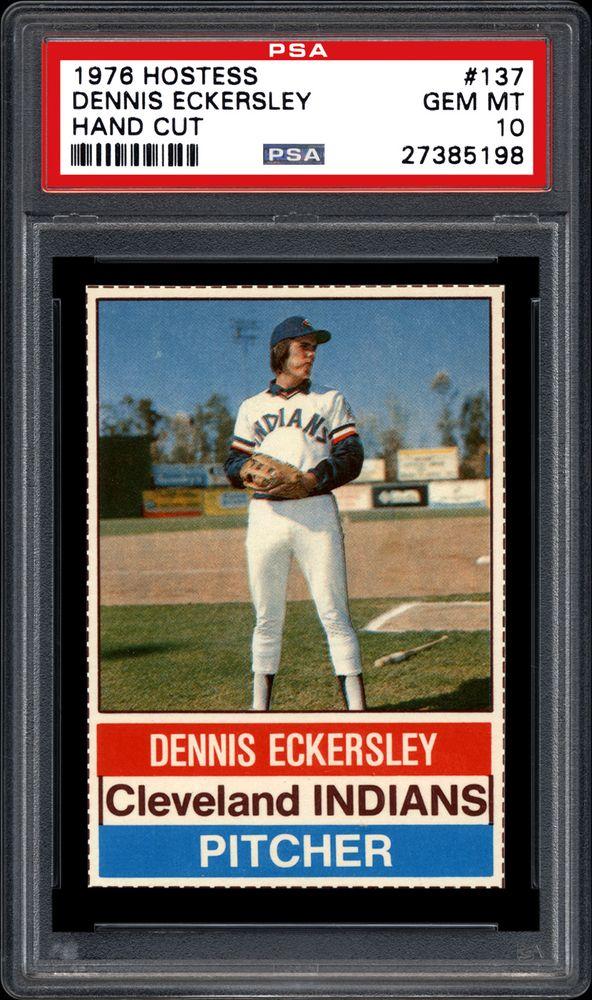 1976 Hostess Baseball Cards Psa Smr Price Guide