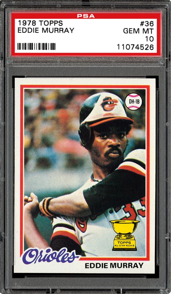 Baseball Cards 1978 Topps Psa Cardfacts