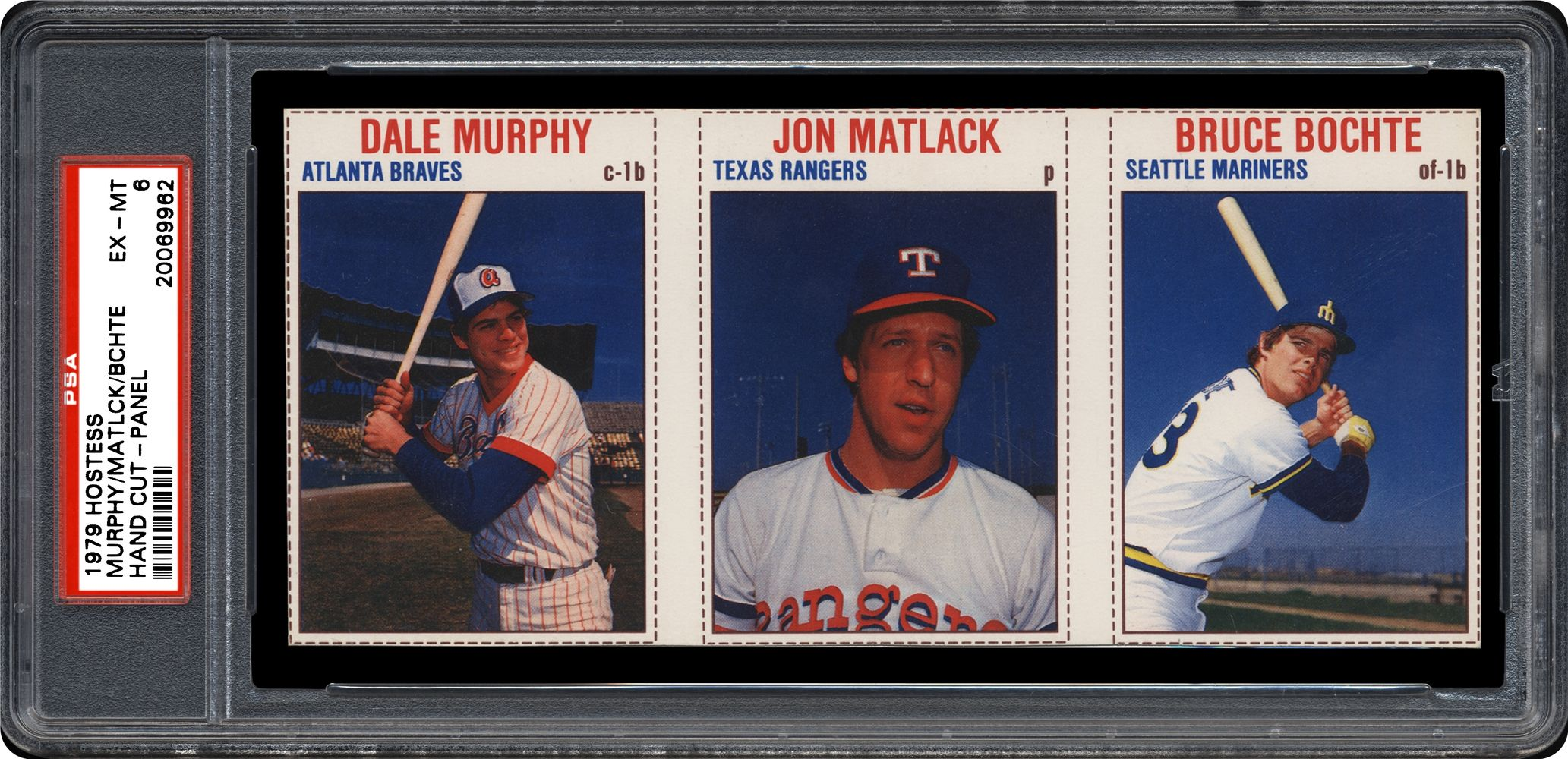 Baseball Cards 1979 Hostess Psa Cardfacts