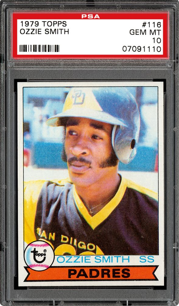 1979 Topps Baseball Cards Psa Smr Price Guide