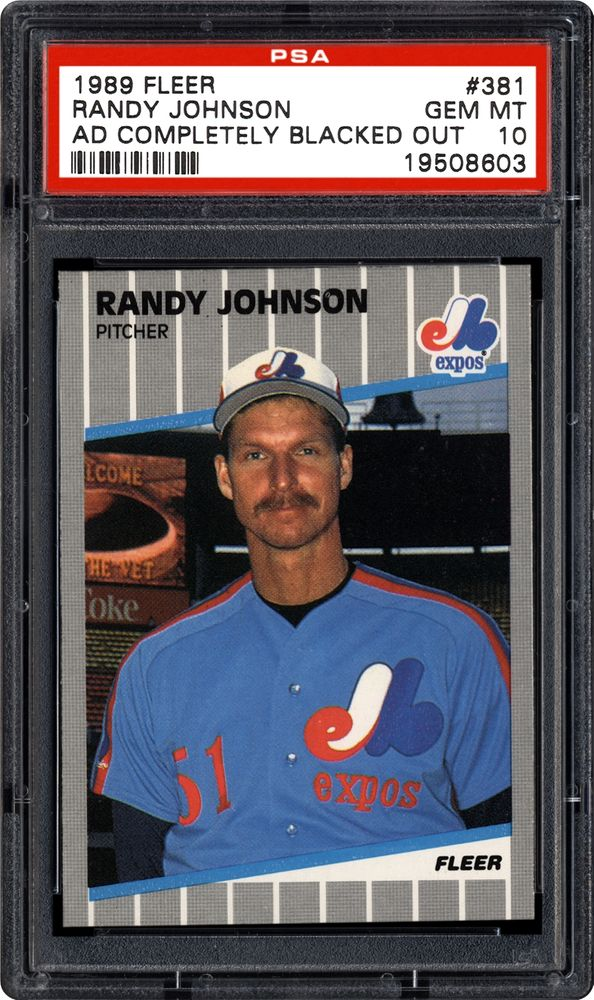 Baseball Cards 1989 Fleer Images Psa Cardfacts