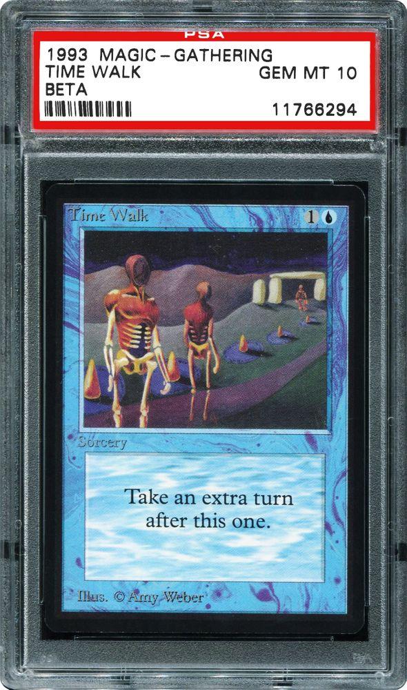 Non Sports Cards 1993 Magic The Gathering Beta