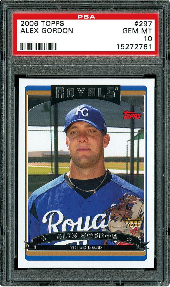 2006 Topps Baseball Cards Psa Smr Price Guide