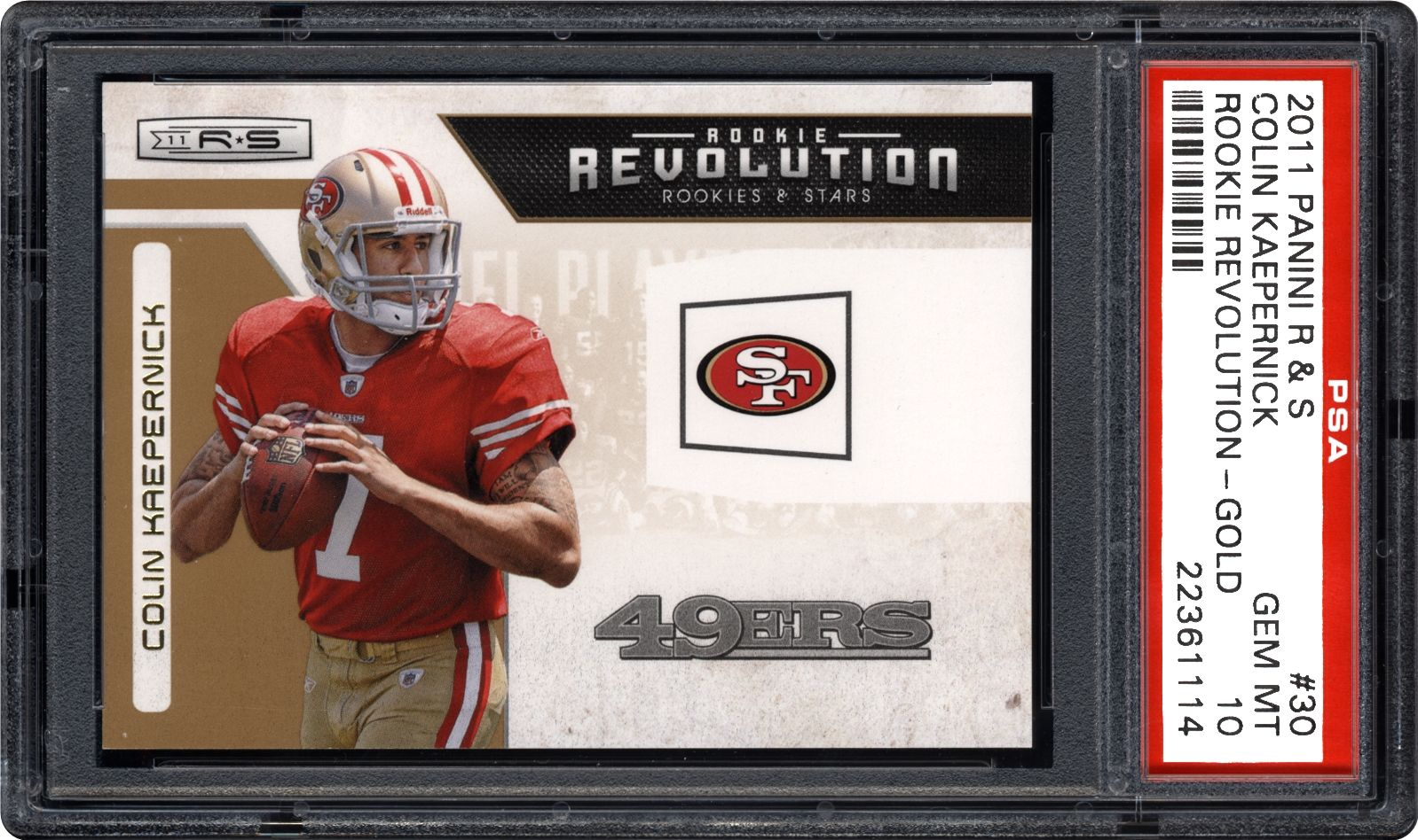 Football Cards 2011 Rookies And Stars Rookie Revolution