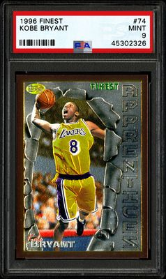 Kobe Bryant 1996 Finest