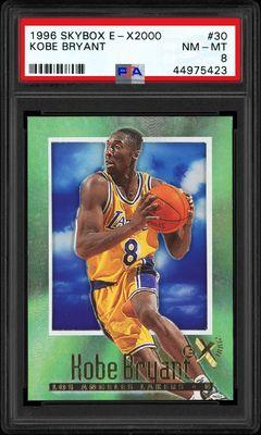 Kobe Bryant 1996 Skybox