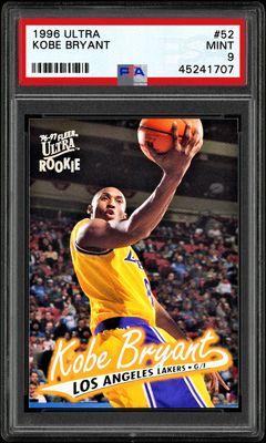 Kobe Bryant 1996 Ultra
