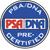 PSA/DNA Pre-Certified